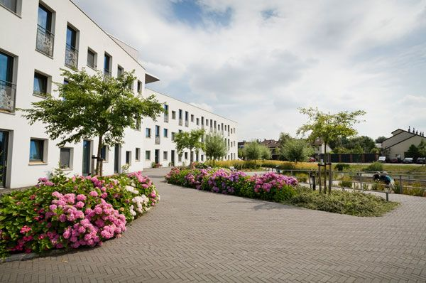 Zoetermeer Vivaldi Care Home. Photo credit: HOSPER