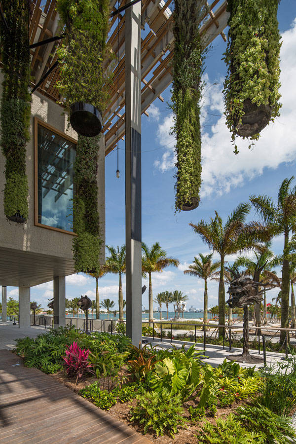 Perez Art Museum by Arquitectonica and Herzog and de Meuron, Miami, Florida, USA