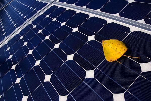 Landscape Lighting Using Solar Power. Image credit: Via Flickr by OregonDOT, Licensed under CC 2.0