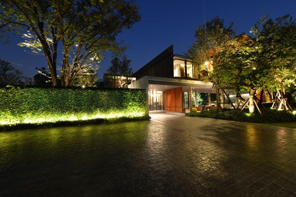 Baan Ladprao. Photo courtesy of Landscape Architects 49 Limited