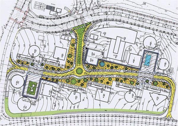 The masterplan of Zameret Park. Image courtesy of TeMA Urban Landscape Design