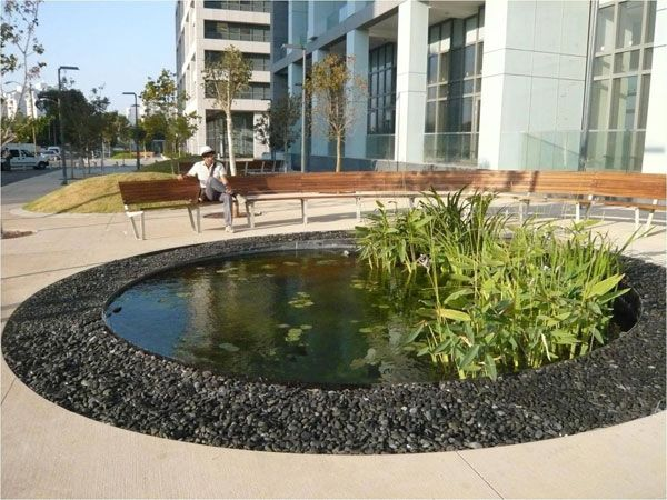 Zameret Park. Image courtesy of TeMA Urban Landscape Design