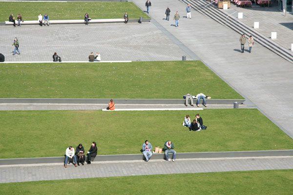 König-Heinrich Platz Averdung.
