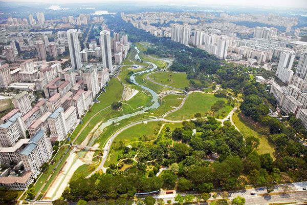 Landscape Architecture in Singapore