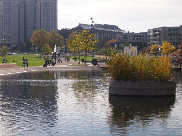 University Park Essen