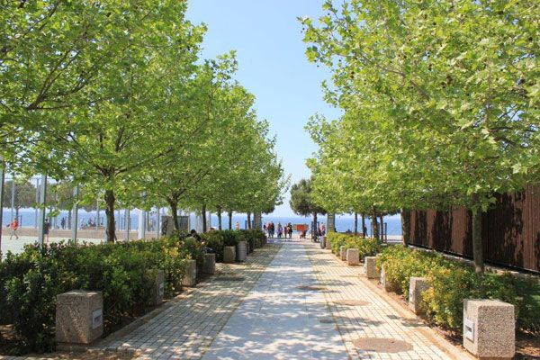 Thessaloniki New Waterfront