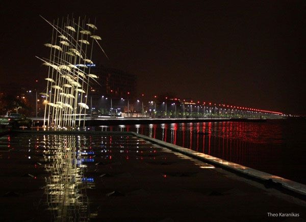 Thessaloniki New Waterfront.