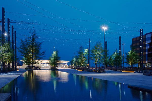 utlopp till salu officiella foton klassisk passform How Umeå Campus Park is Closing the Gap Between Work and Nature ...