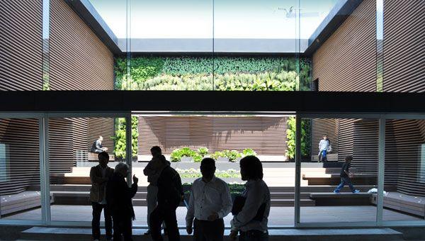 Reforma 412. Image courtesy of dlc architects