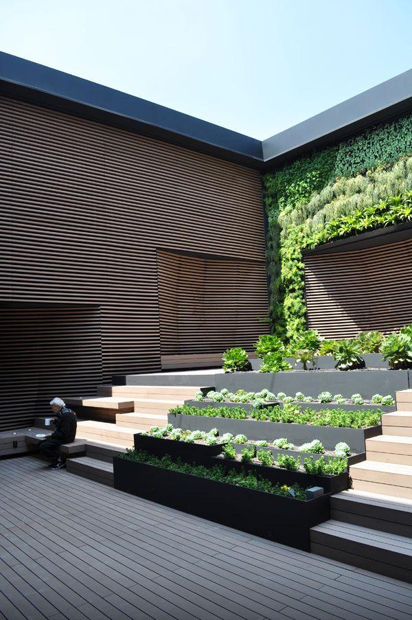 Terrazas Reforma 412. Image courtesy of dlc architects