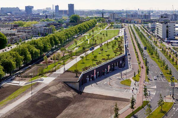 Roofpark Vierhavenstrip