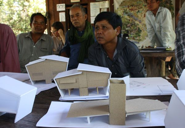 Eco-lodges in Cambodia