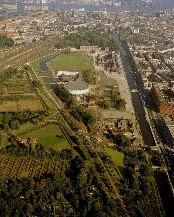 Westergasfabriek Park.