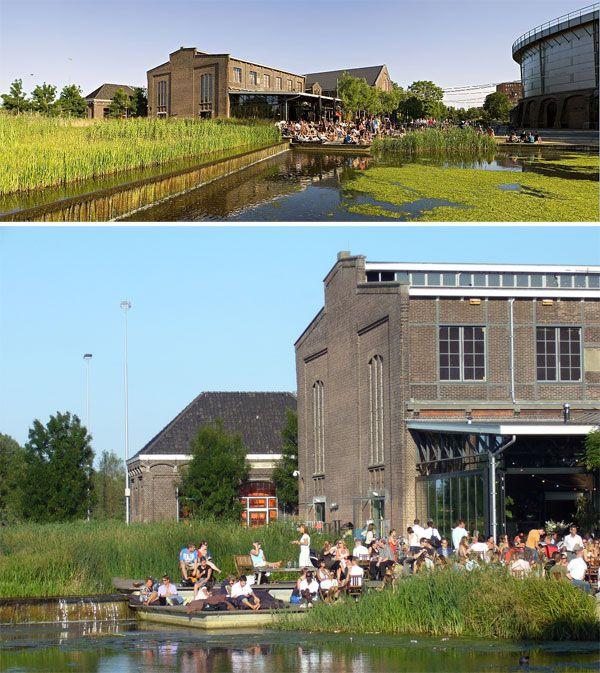 Westergasfabriek Park