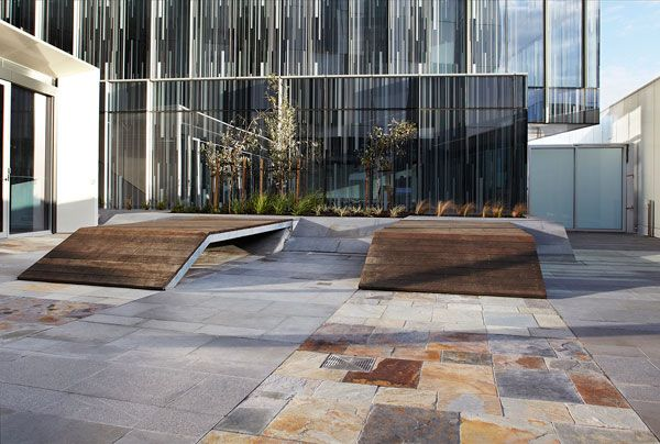 Bourke Street Plaza