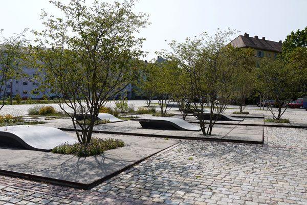 Zollhallen Plaza