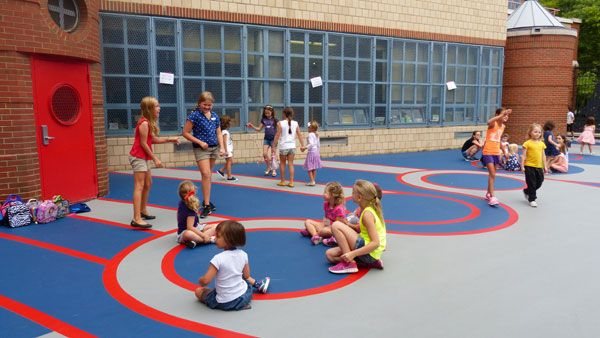 PS 234 Independence School Play Yard