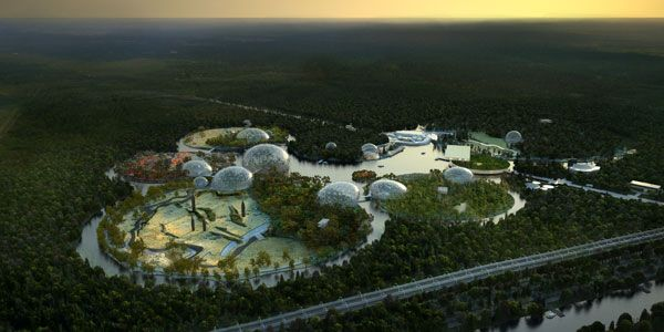 St Petersburg zoo competition phase general overview . Image credit: Artefactory