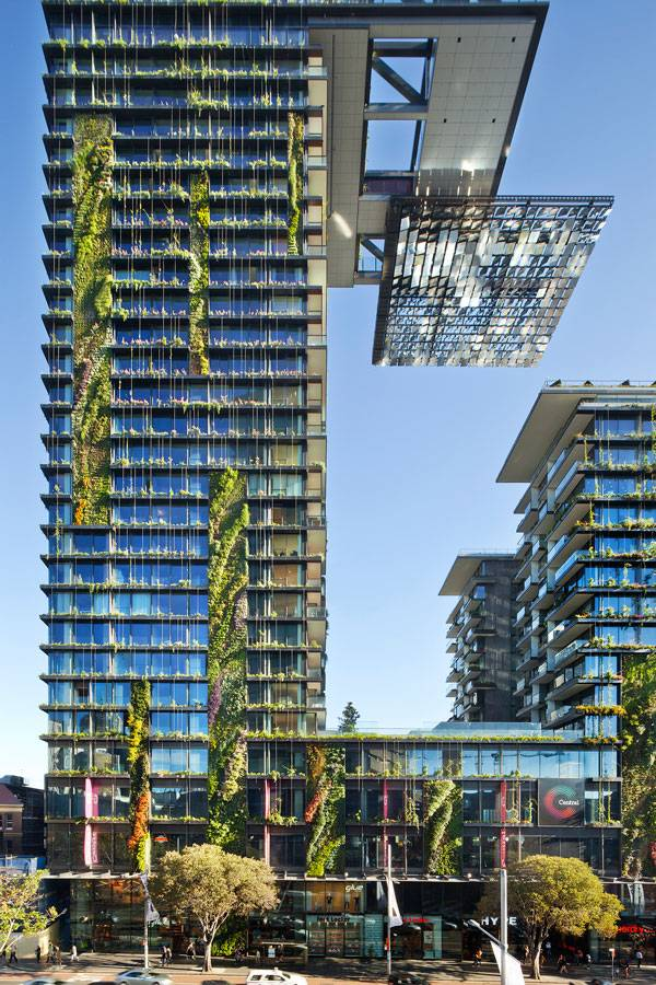 One Central Park, by ASPECT   OCULUS