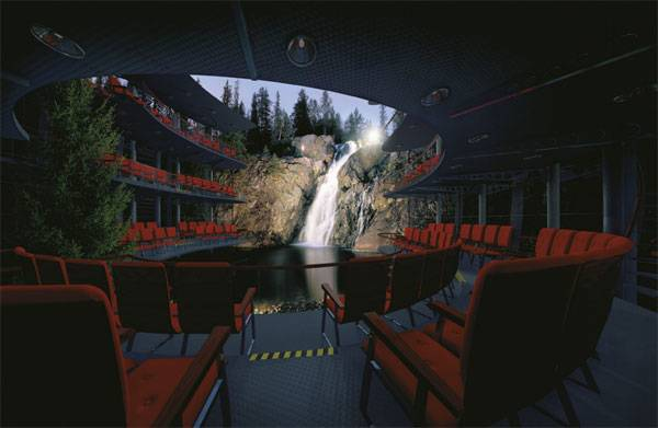 Theatre I, 2003. Image credit: © Ilkka Halso