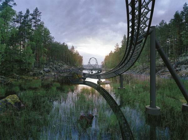 Roller-coaster, 2004.  Image credit: © Ilkka Halso