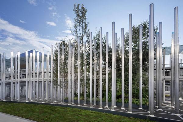 ENEL Pavilion, by Piuarch.