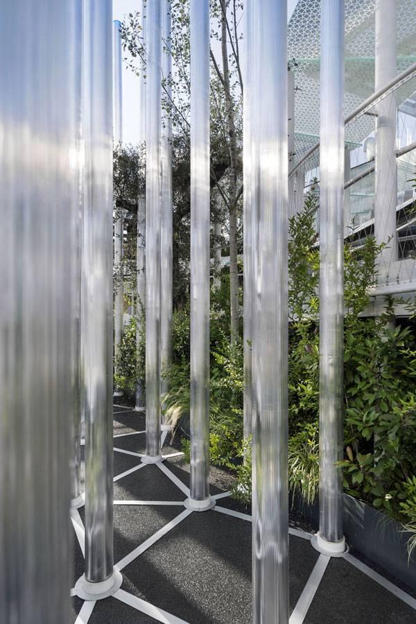 ENEL Pavilion, by Piuarch