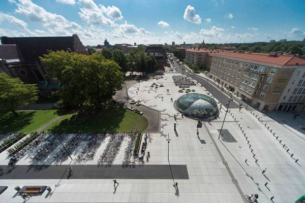 Landscape Architecture in Sweden