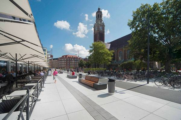 Johannesplan & The Konsthall Square