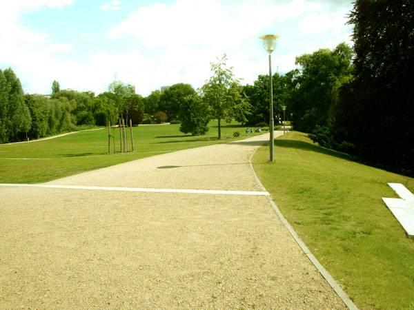 Freundschaftsinsel Potsdam
