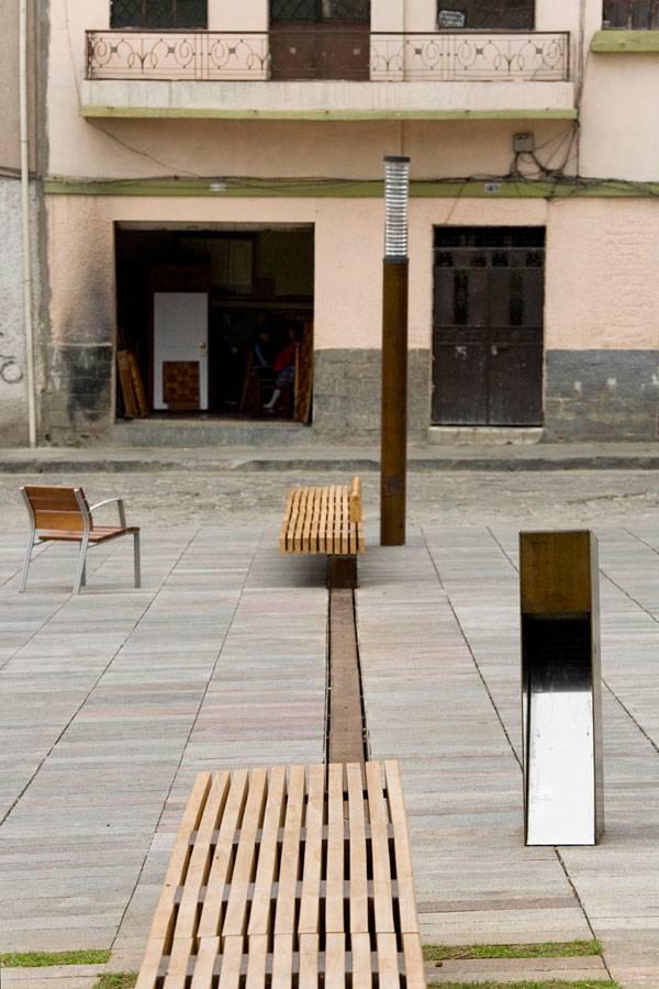 Plaza Victor J. Cuesta by DURAN&HERMIDA