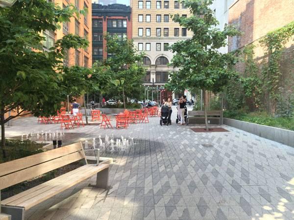Beekman-Plazas