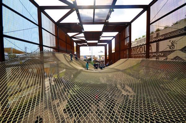 Brazillian Pavilion. Photo credit: Win Phyo