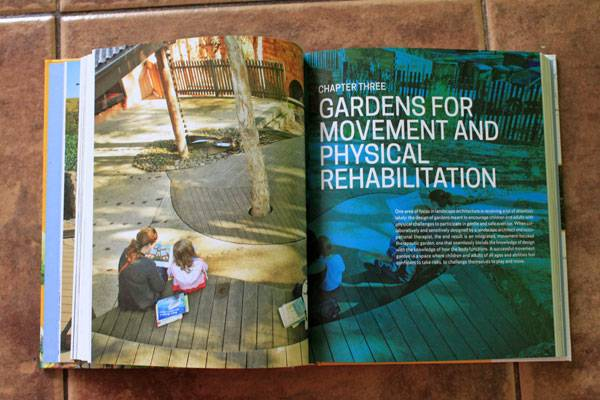 Design for Healing Spaces. Therapeutic Gardens