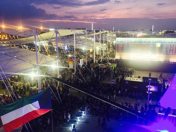 Expo Milano 2015. Photo credit: Brett Lezon