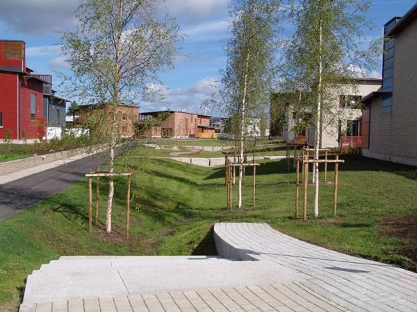 Toppilansaari Park