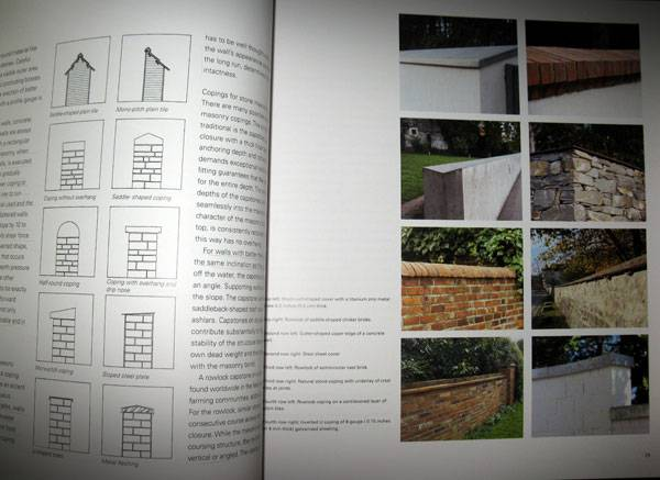 Walls: Elements of Garden and Landscape Architecture.