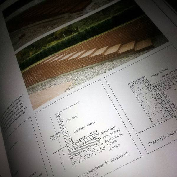 Inside Walls: Elements of Garden and Landscape Architecture.