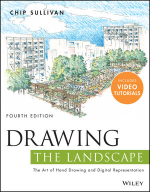 Front cover of Drawing the Landscape  Chip Sullivan.