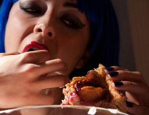 """Gluttony"" by Hannah Farsi. Licensed under CC BY 2.0 via Flick"