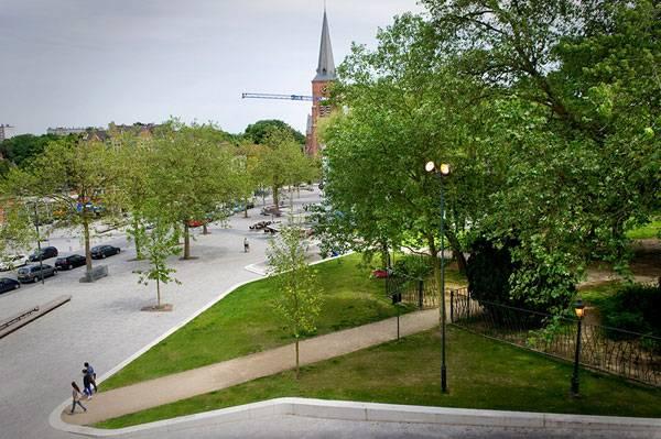 Kardinaal Mercier Square