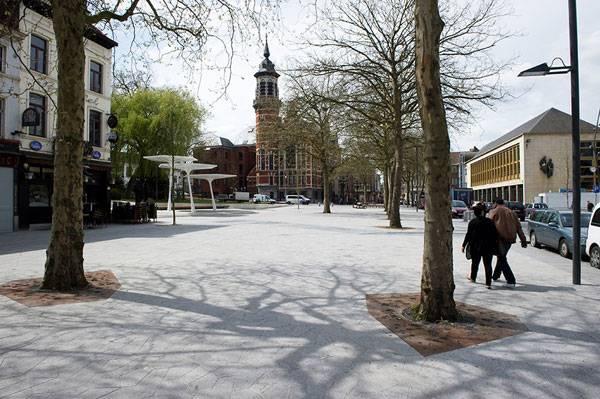 Kardinaal Mercier Square.