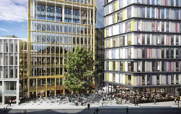 New Ludgate. Image credit: Land Securities