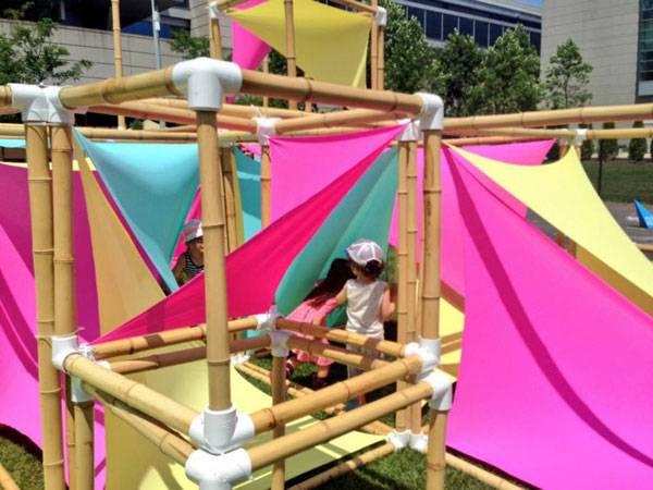 Sail Boxes. Photo courtesy of Virginia Melnyk