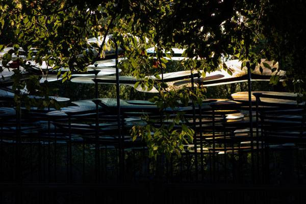 2015 MPavilion. Photo credit: John Betts.
