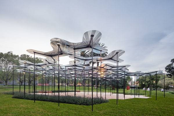 2015 MPavilion. Photo credit: John Gollings