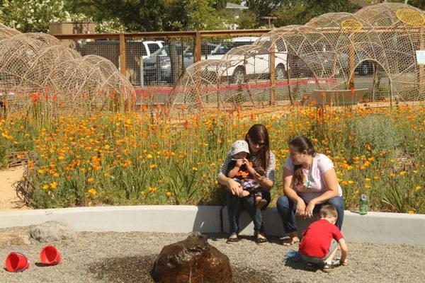 Children's Museum of Sonoma County. Photo credit: Patricia Algara