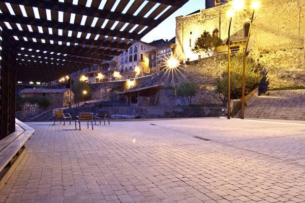 Baga Square.