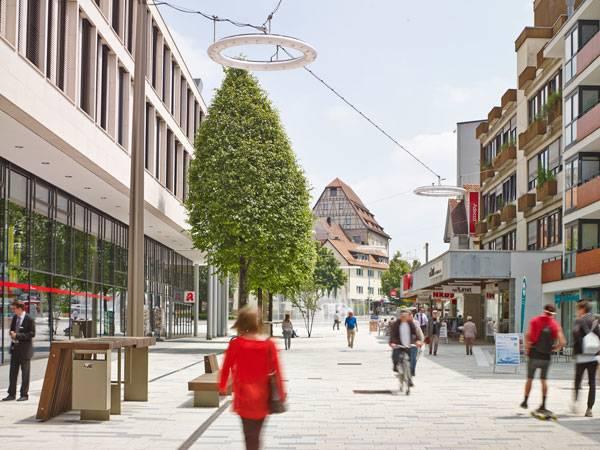 Neue Meile, by Bauchplan, in Böblingen, Germany.