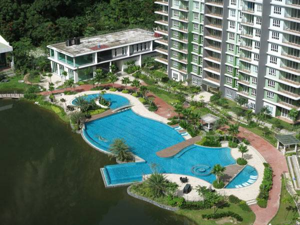 The Haven Lakeside Residences. Image courtesy of Malik Lip & Associates Sdn Bhd.
